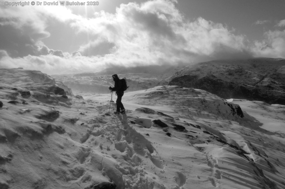 Lake District Winter Walking, February 2020
