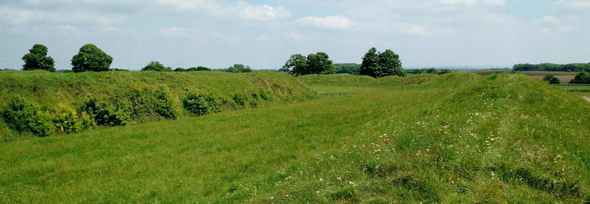 Lower Sodbury Hill Fort, Cotswolds