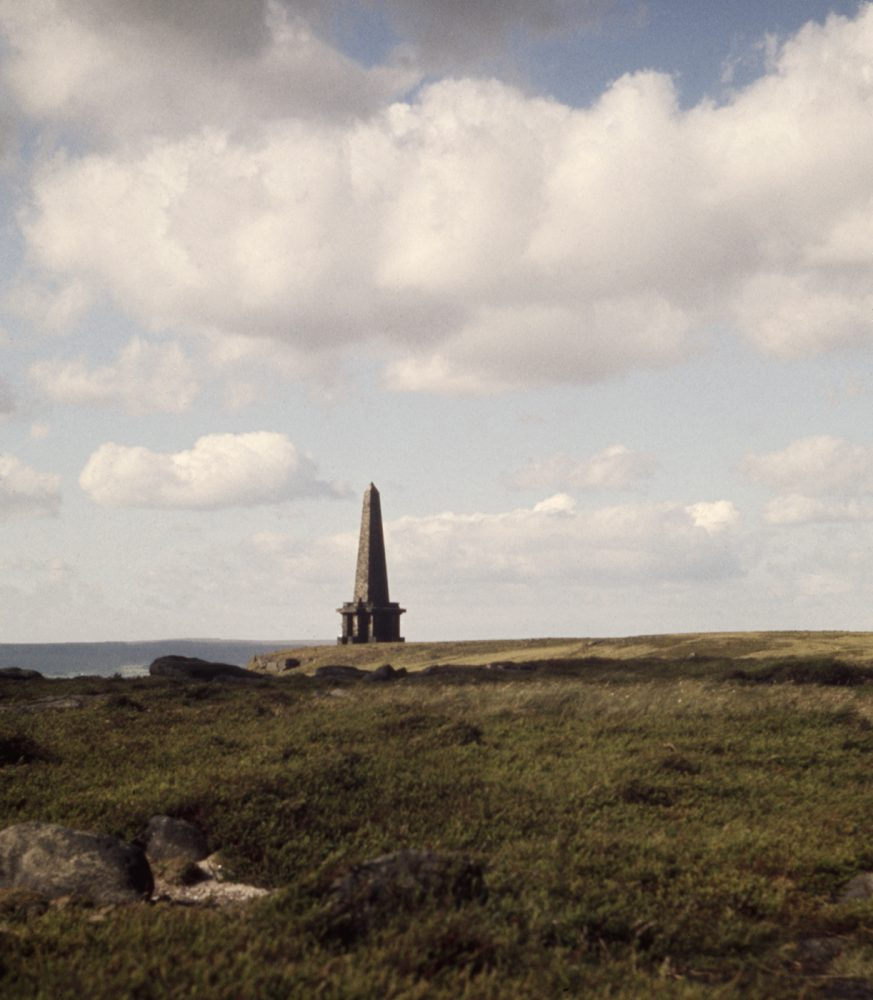 Stoodley Pike near Todmorden