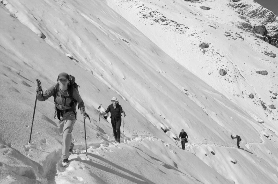 Swiss Alpine Pass Route