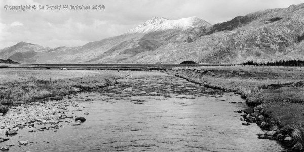 Beinn Sgritheall from Barrisdale, Knoydart, Scotland