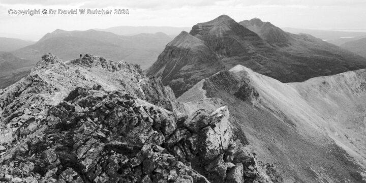 Beinn Eighe Ridge and Liathach, Torridon, Scotland