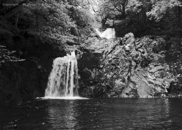 Clunes Waterfall, Fort William, Scotland