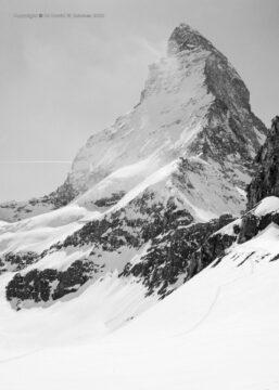 Matterhorn from near Schwarzsee, Zermatt, Switzerland