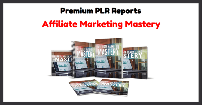 Premium PLR Reports Review - Vol 2 Affiliate Marketing Mastery