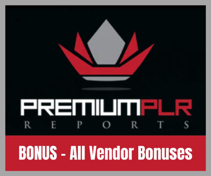 premium plr reports email marketing power bonus5
