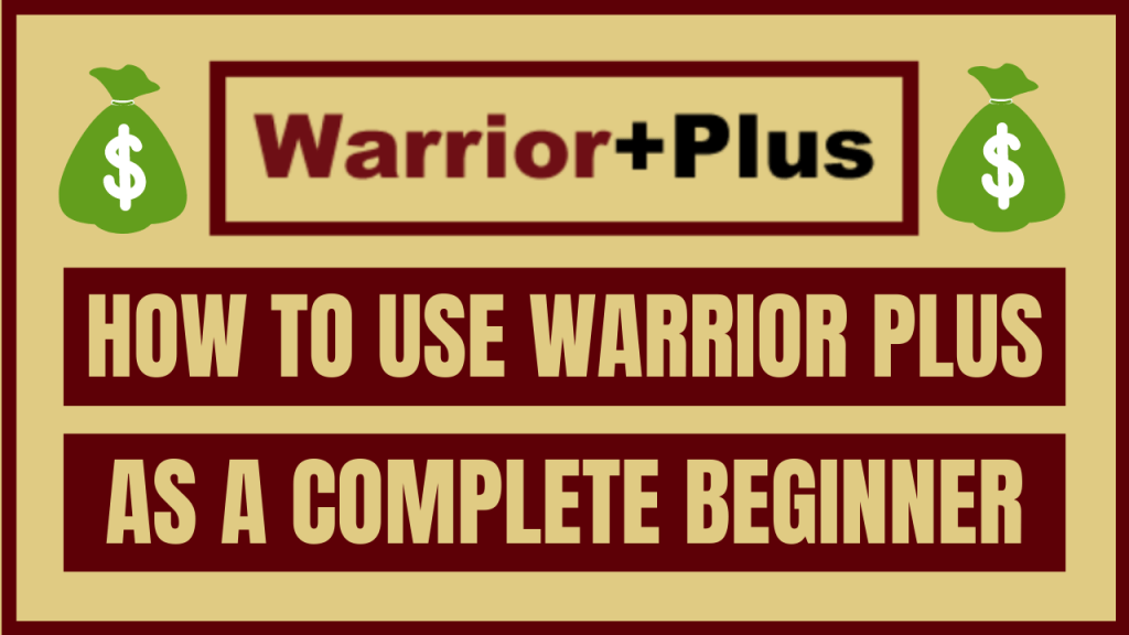 How To Use Warrior Plus