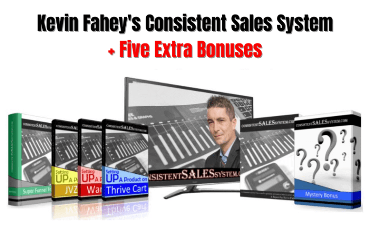 Consistent Sales System