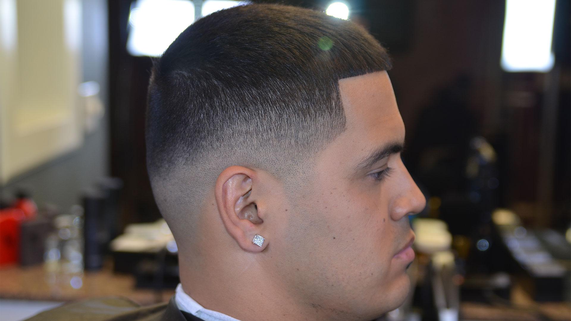 6 Mid Bald Fade Latin Hair Dave Diggs Online Barber