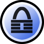 The KeePass Password Safe icon.