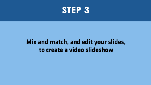 Step 3 - AI Video Ceator