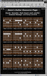 Dave's Six-String Bass Resource Page - About - Press Release