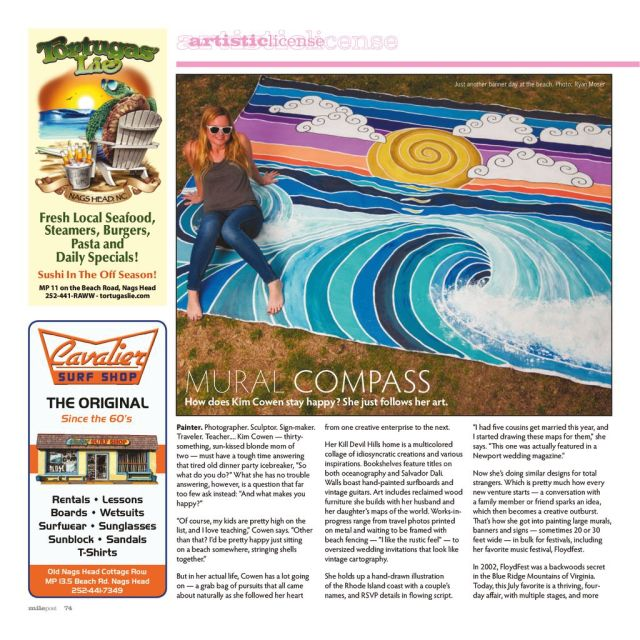 thumbnail of Holton_Milepost Magazine Mural Compass_Web