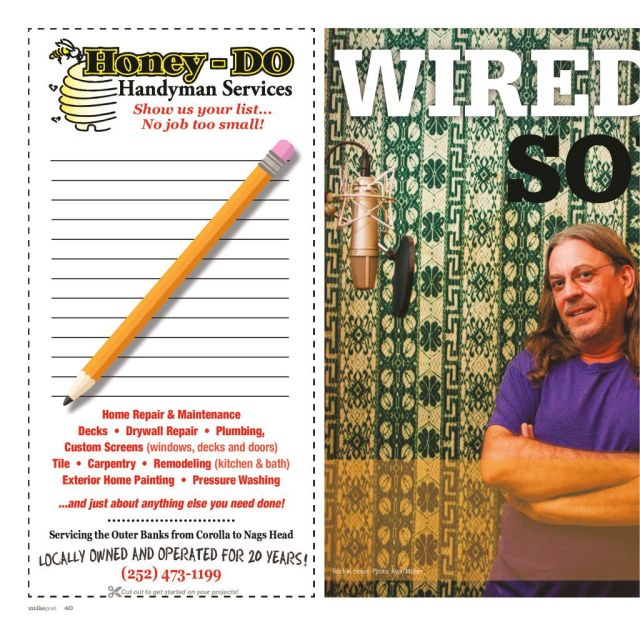 thumbnail of Holton_Milepost Magazine Wired for Sound_Web