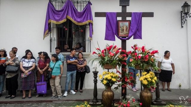 Semana Santa en Antigua - April 19, 2019