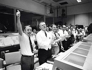 With Apollo 13, failure was not an option.