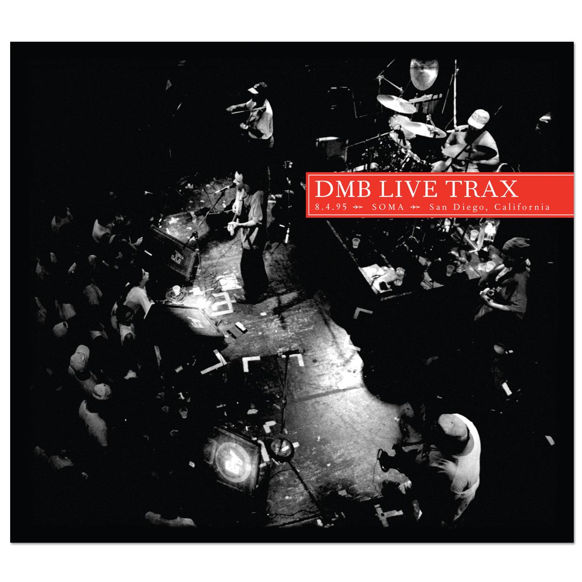 DMB Live Trax Vol 21 SOMA Dave Matthews Band
