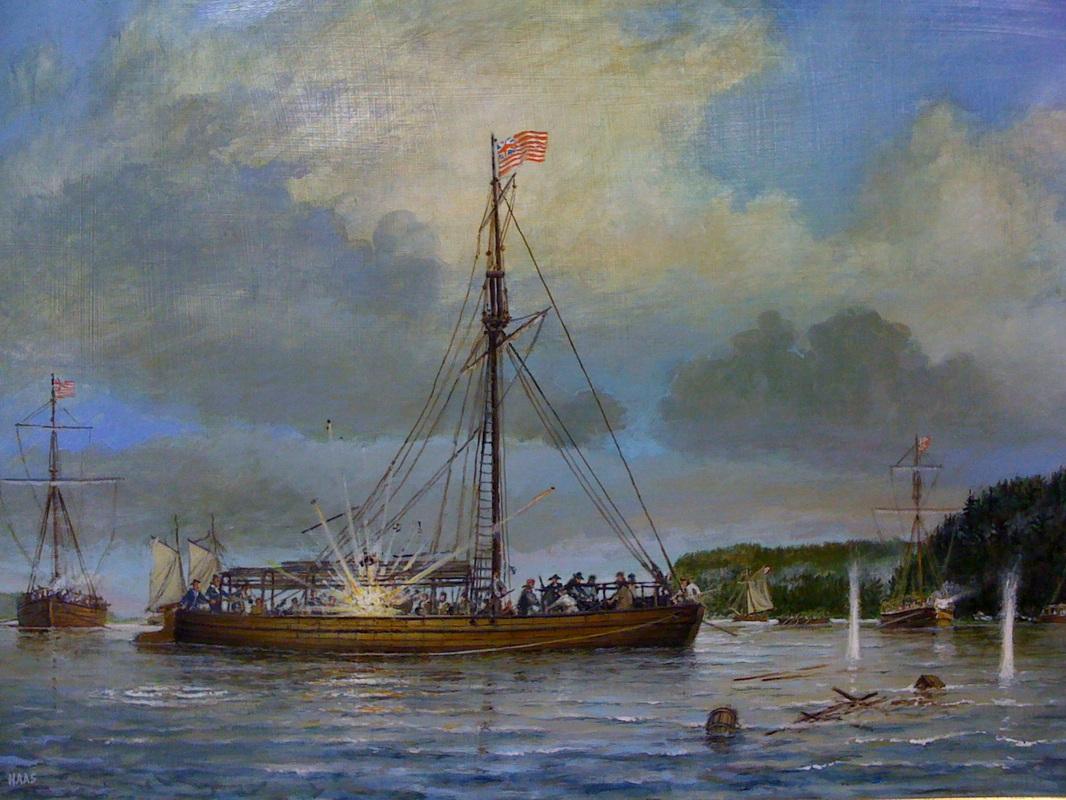 Daniel Everts In The Revolutionary War
