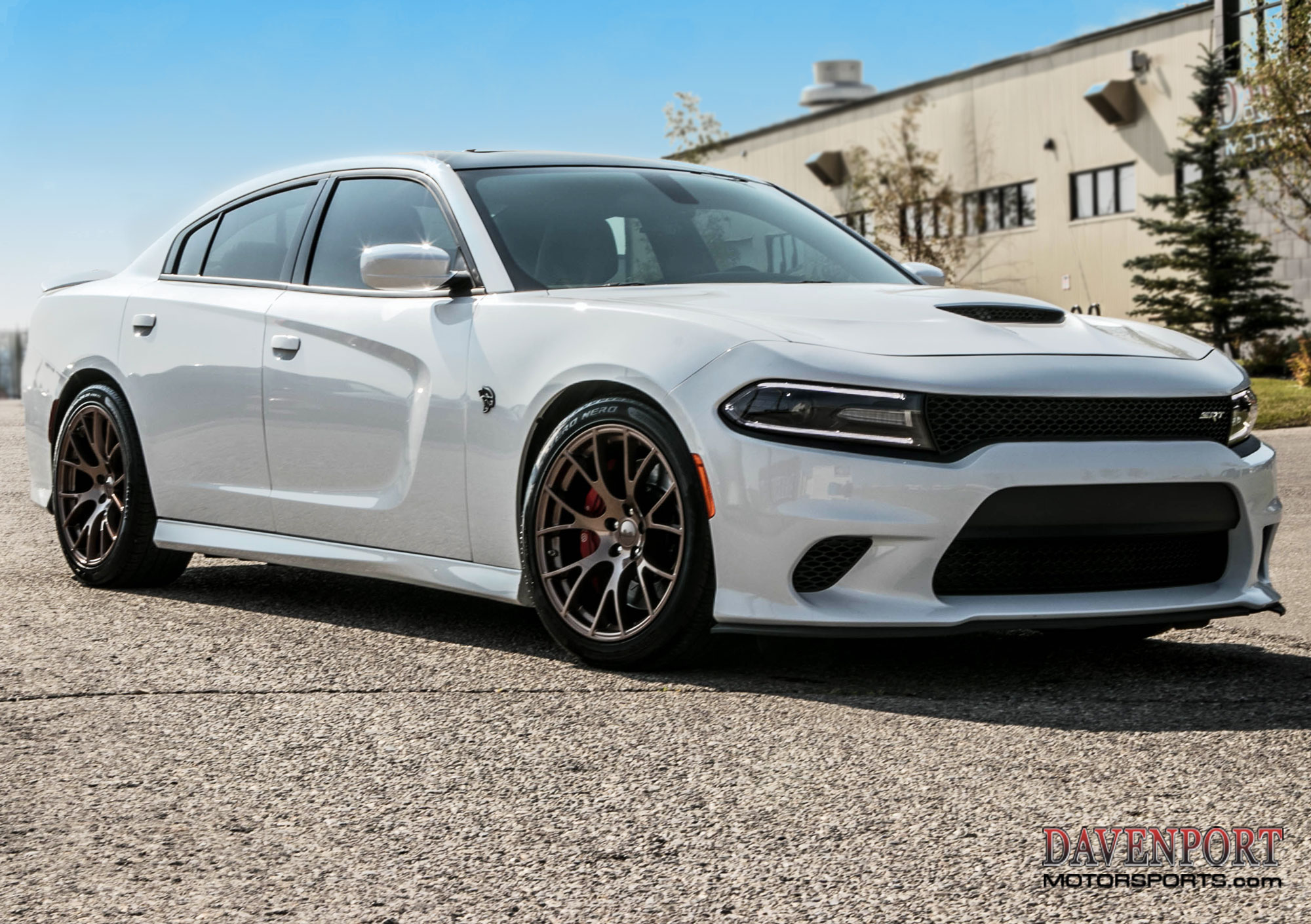 2015 Charger Hellcat