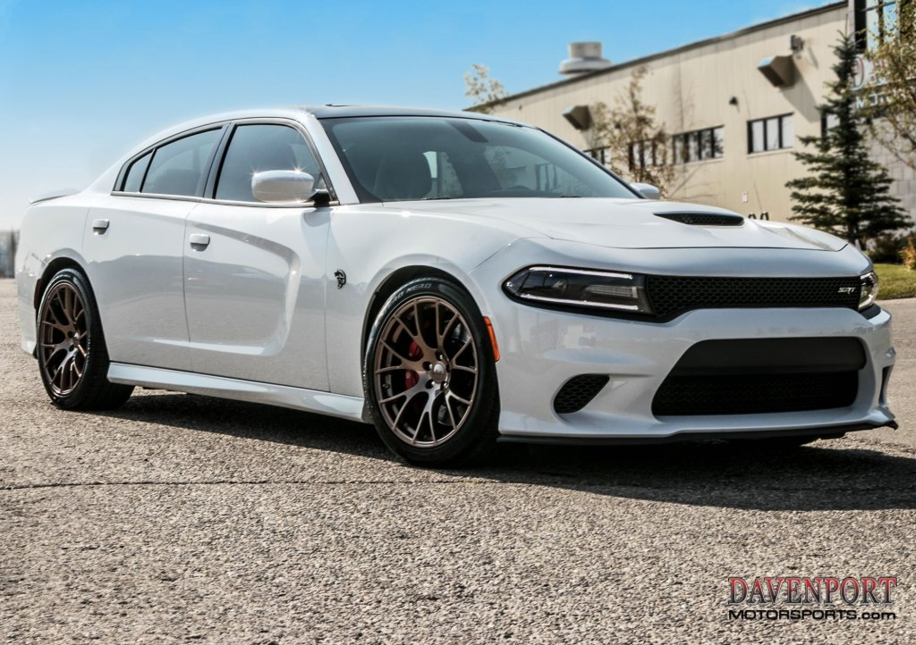 2015-2019 SRT Hellcat Stage 1 775HP Package - Davenport ...