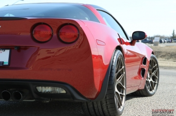 Corvette HRE P40SC