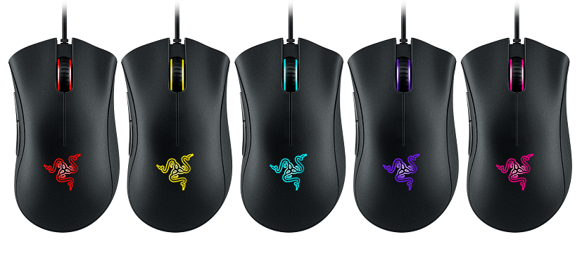 DeathAdder Chroma Gaming Mouse Released