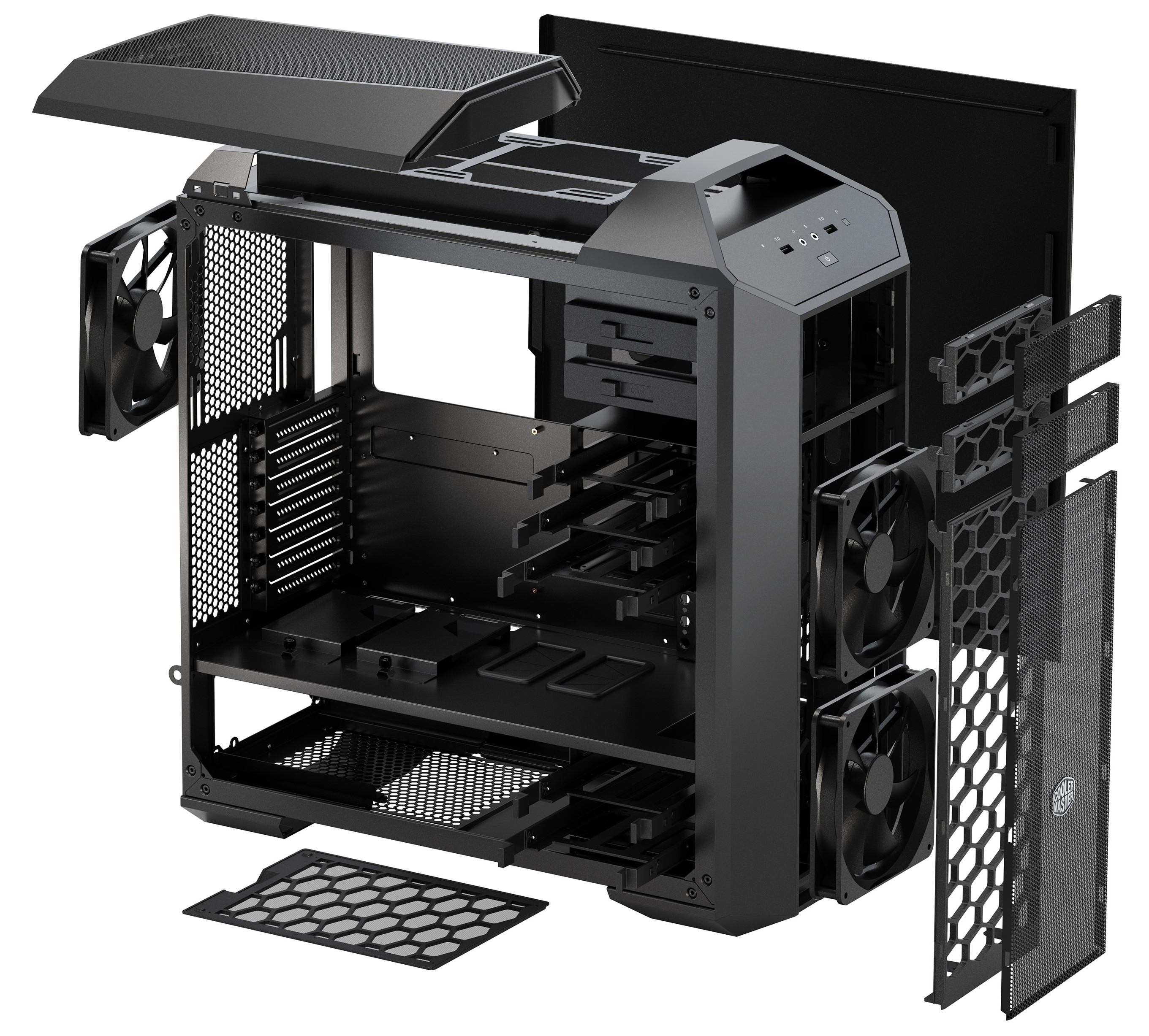 Cooler Master MasterCase 5 and Pro 5 launched