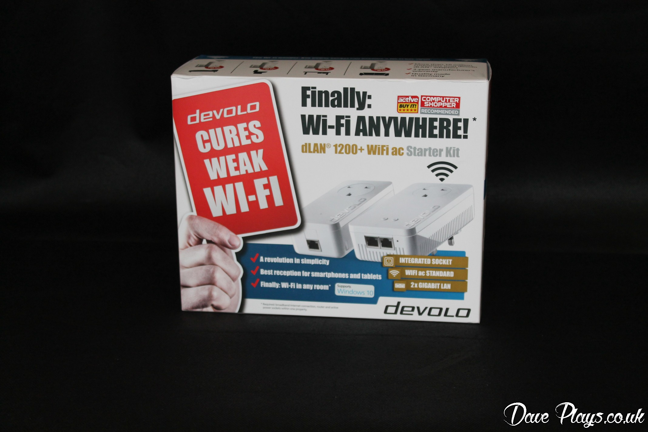 devolo dLAN 1200+ Wi-Fi AC Powerline Starter Kit – Review