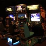 www.davesarcade.com driving game arcade