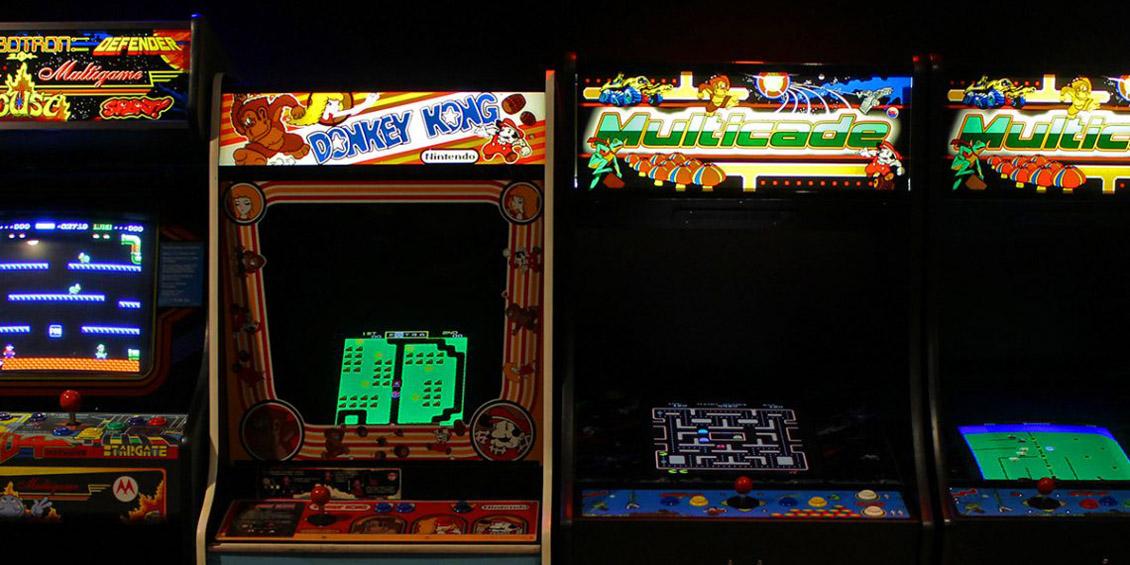 Custom Arcade Games, Donkey Kong, Wiliiams Multigame