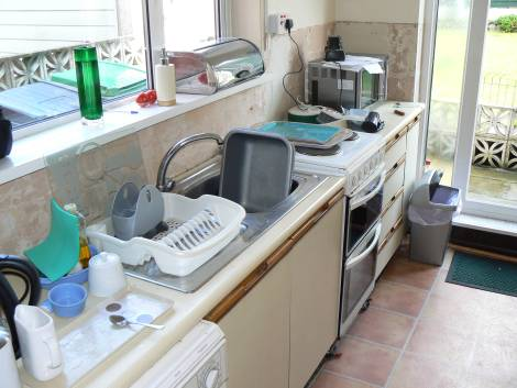 How To Fit A Kitchen Dave S Diy Tips