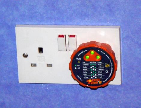 New socket and socket tester