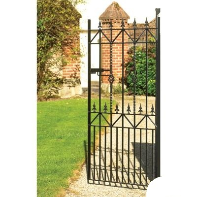 Royal-Ascot-Wrought-Iron-Side-Gate