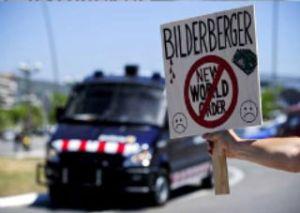 bilderberg protest sign