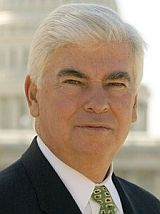former sen. chris dodd, champion of SOPA