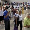 florida voting lines
