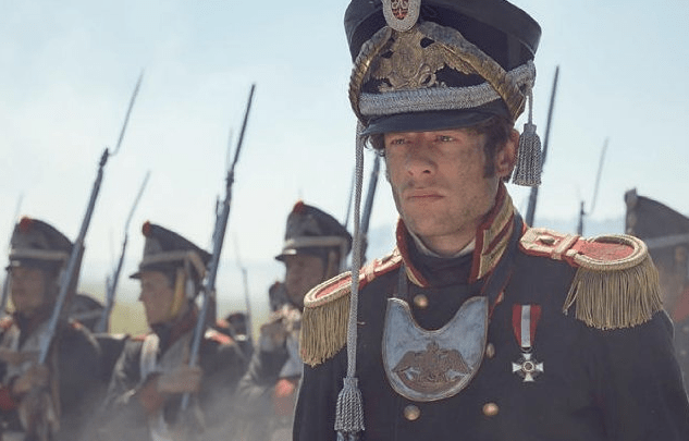 james norton in war and peace BBC miniseries