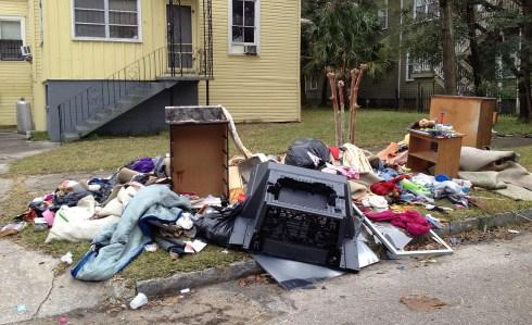 springfield garbage