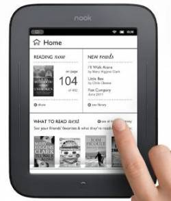 barnes and noble all-new nook