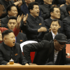 kim jong un and dennis rodman in north korea