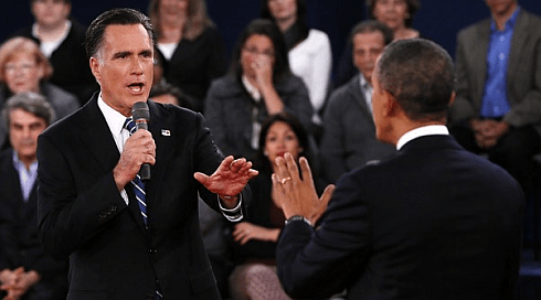 romney obama second debate