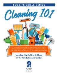 FSC Cleaning Class flyer v1