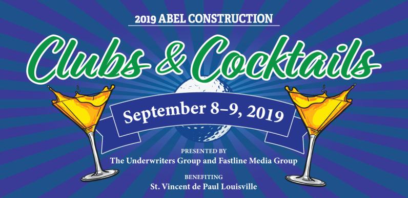 2019 Clubs & Cocktails calendar banner