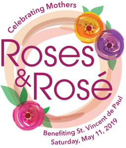 Roses & Rosé logo