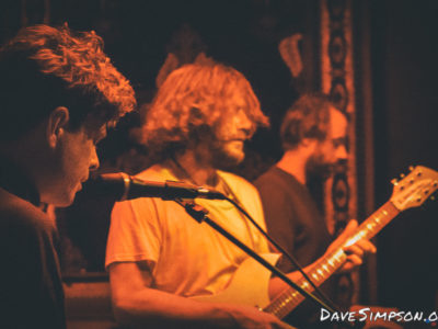Glass Vaults and Boy Crush live at the Wine Cellar Auckland