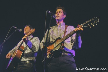 The Cactus Blossoms live at the Tuning Fork, Auckland