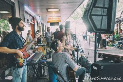 Soul Samba Circus live at First Thursdays, KRd