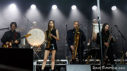PJ Harvey at the Logan Campbell Centre, Auckland 24 January 2017