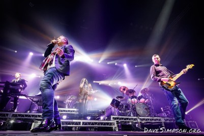Simple Minds live at the Vector Arena Auckland 14 February 2017