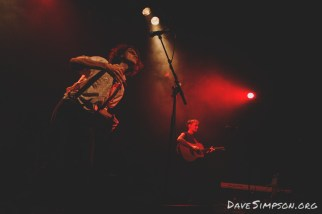 The India Electric Company live at the Powerstation Auckland 17 March 2017